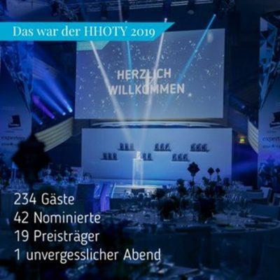 Headhunter of the Year Award und Leader's Lounge